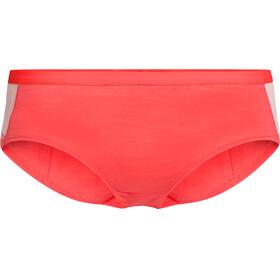 Icebreaker W's Meld Zone Hipkini poppy red/sorbet